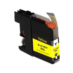 LC105XXLY Yellow Brother Compatible Printer Ink Cartridge