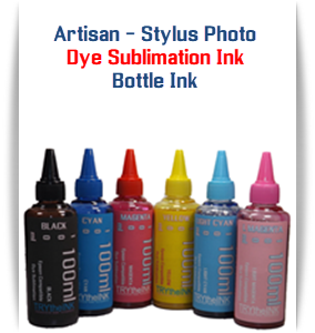 EPSON Artisan 1430 - Stylus Photo 1400 Printer Dye Sublimation Ink