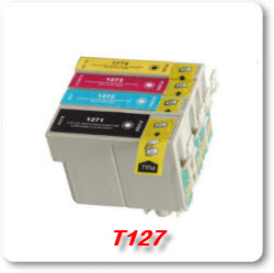 T127 Compatible ink cartridges