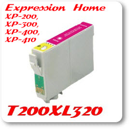 T200XL320 Magenta Epson Compatible Ink Cartridge