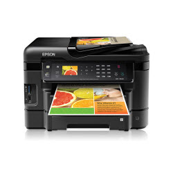 Epson WorkForce WF-3530 printer compatible ink cartridges