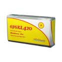 Yellow 676XL420 Workforce Pro WP ink cartridge